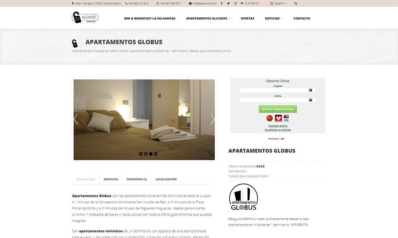 Apartamentos-globus